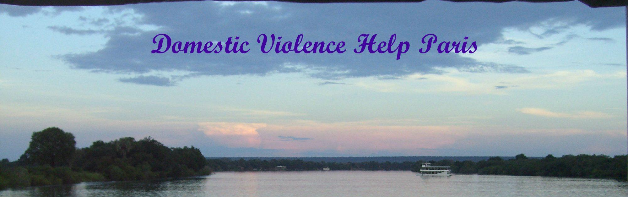 Domestic Violence Help Paris